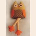 """Набор для изготовления текстильной игрушки  29см """"OWL`S Story"""