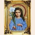 """Набор для вышивания бисером ВЫШИВАЕМ БИСЕРОМ """"Трилетствующая Икона Божией Матери"""""""