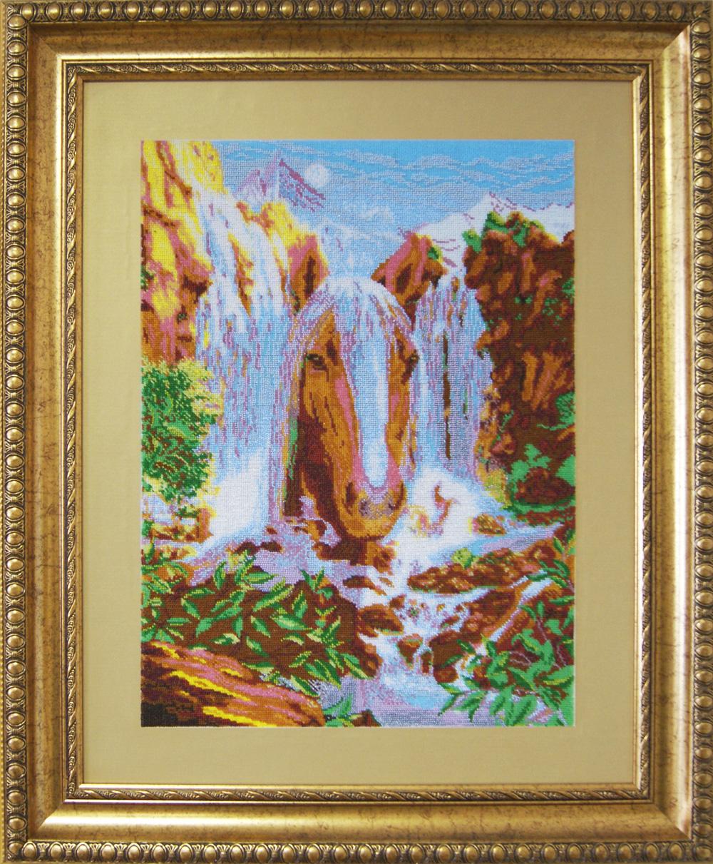 Вышивка бисером картины своими руками фото 106