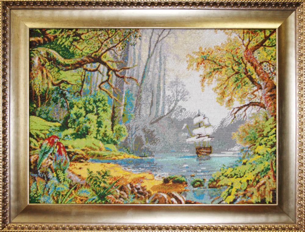 Картины бисером своими руками наборы для вышивки 91